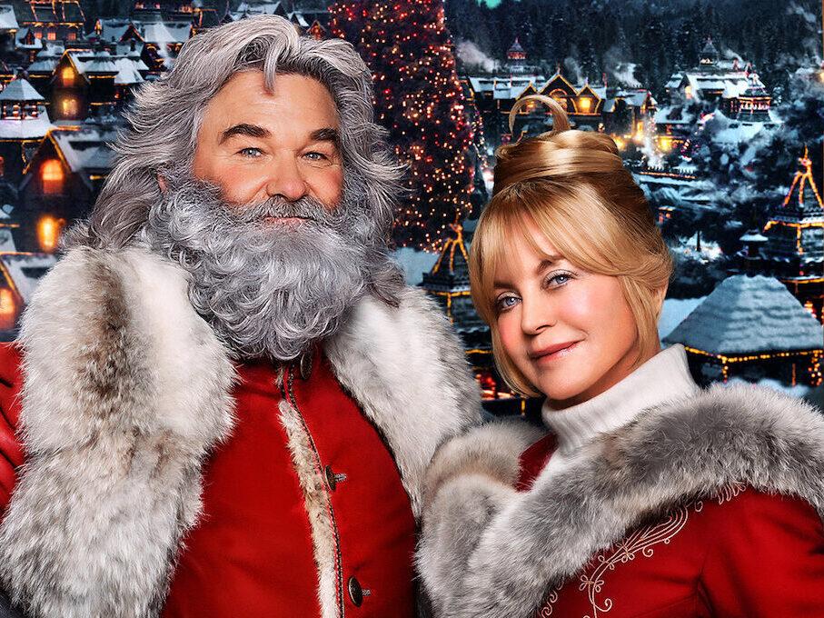 Kurt Russell The Christmas Chronicles 2