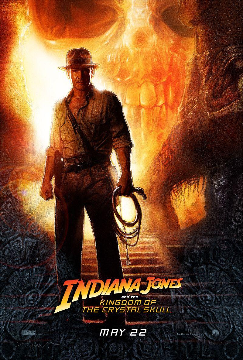 Indiana Jones movie
