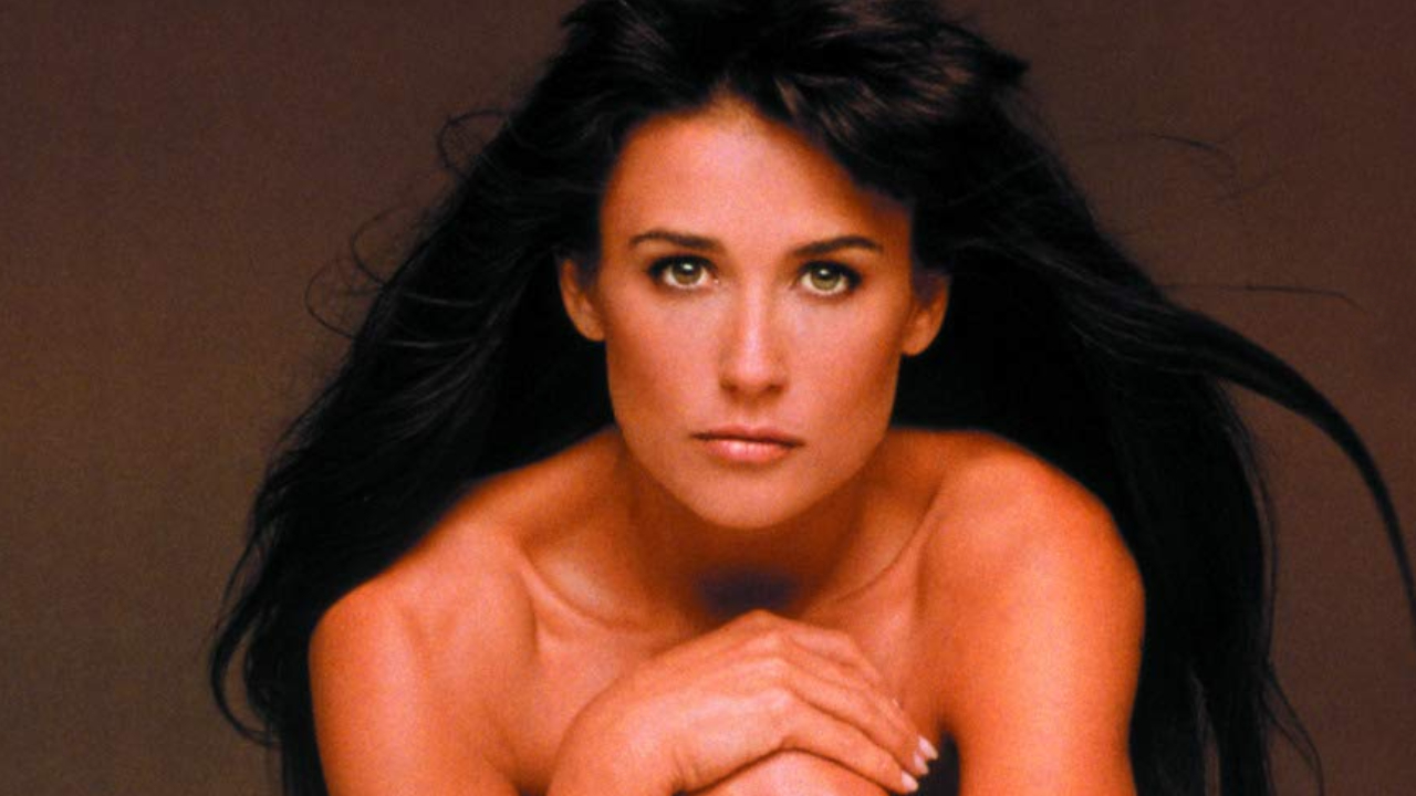 Demi Moore's Sexiest Movie Just Hit Netflix Today