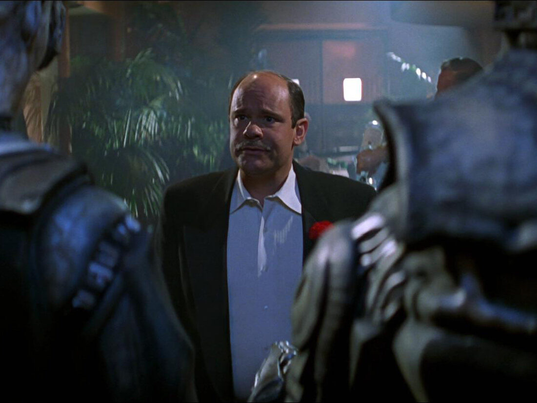 Ethan Phillips in First Contact