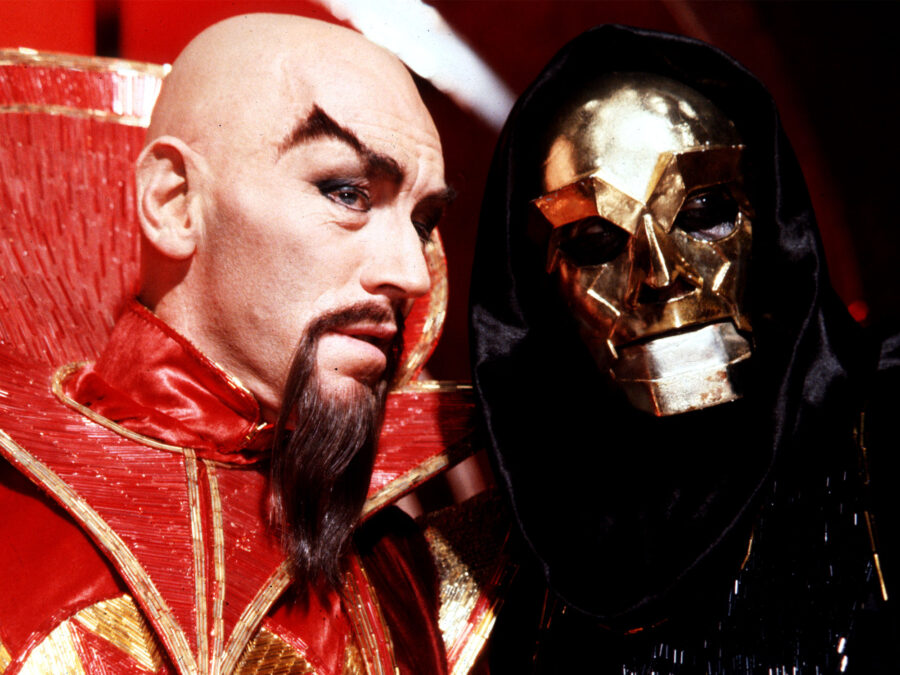 flash gordon max von sydow