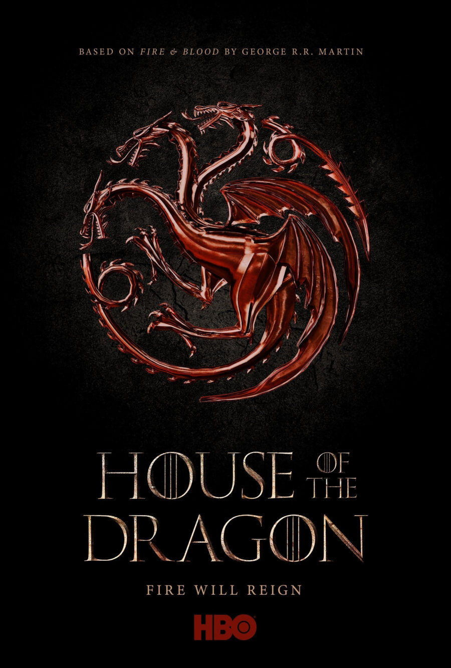 game of thrones house of the dragon poster