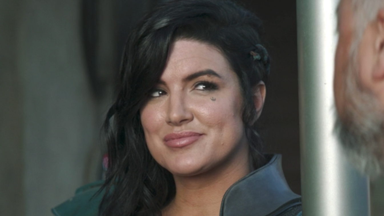 Backlash Against Gina Carano Has Made Her The #2 Most Popular Star In The World