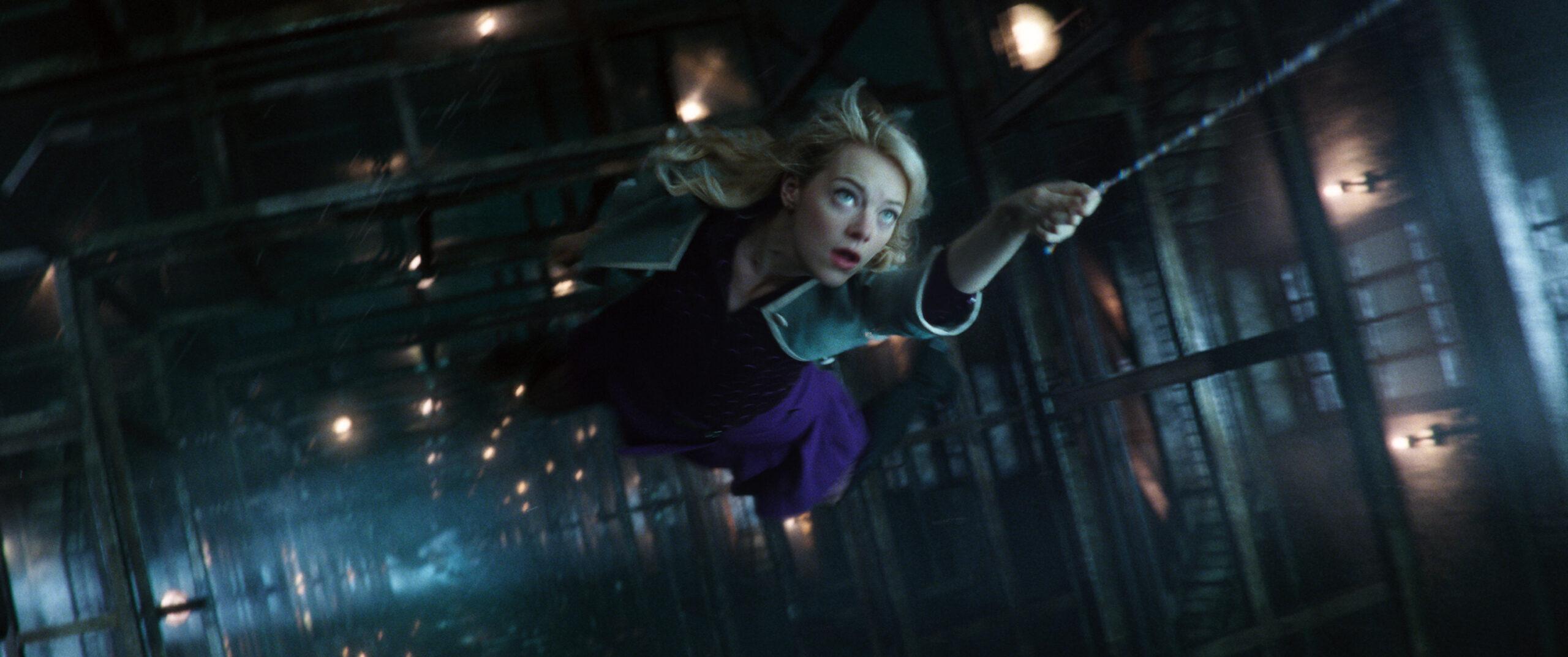 Emma Stone Is Returning In Spider-Man 3