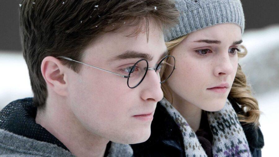 Daniel Radcliffe Emma Watson Harry Potter