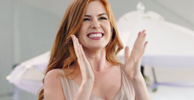 isla fisher wedding crashers 2
