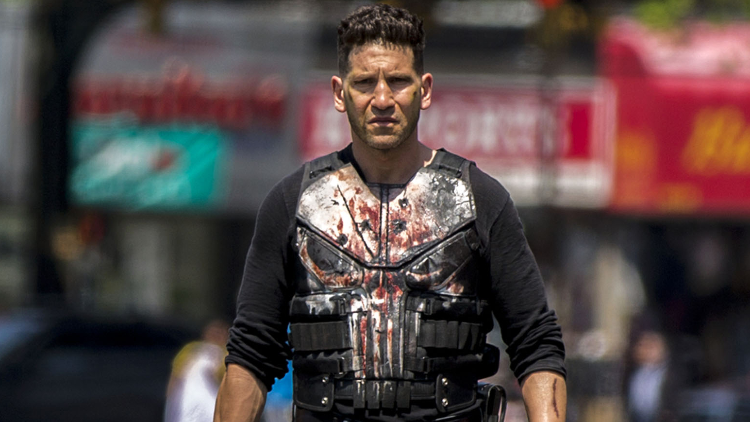 Jon Bernthal Addresses Capitol Rioters Wearing The Punisher Logo