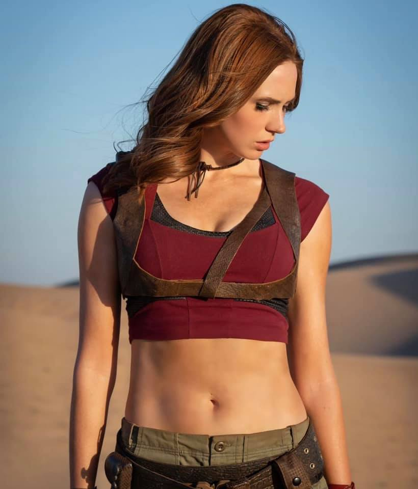 Karen Gillan Wanted By Disney To Play An Iconic Star Wars Character