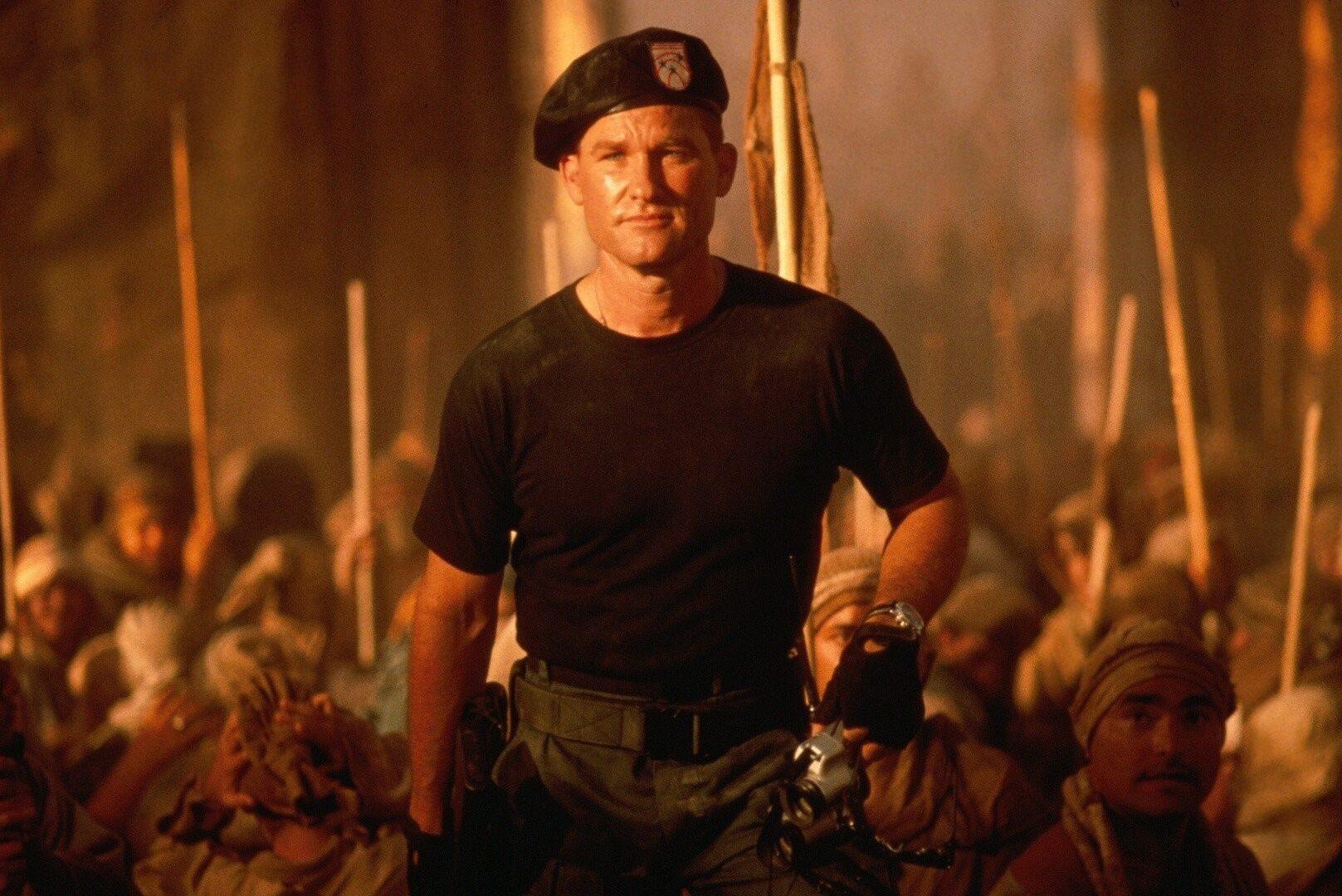 Stargate Kurt Russell