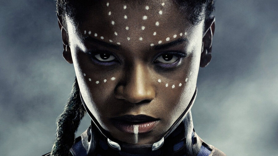 letitia wright black panther shuri