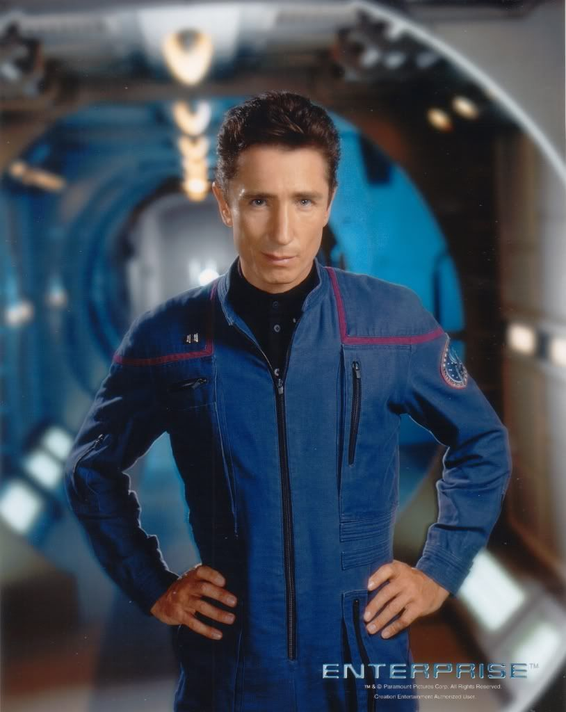 Malcom on Star Trek