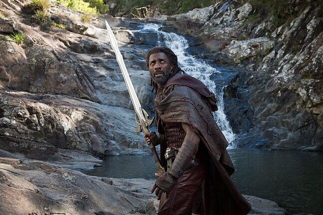 Idris Elba Heimdall