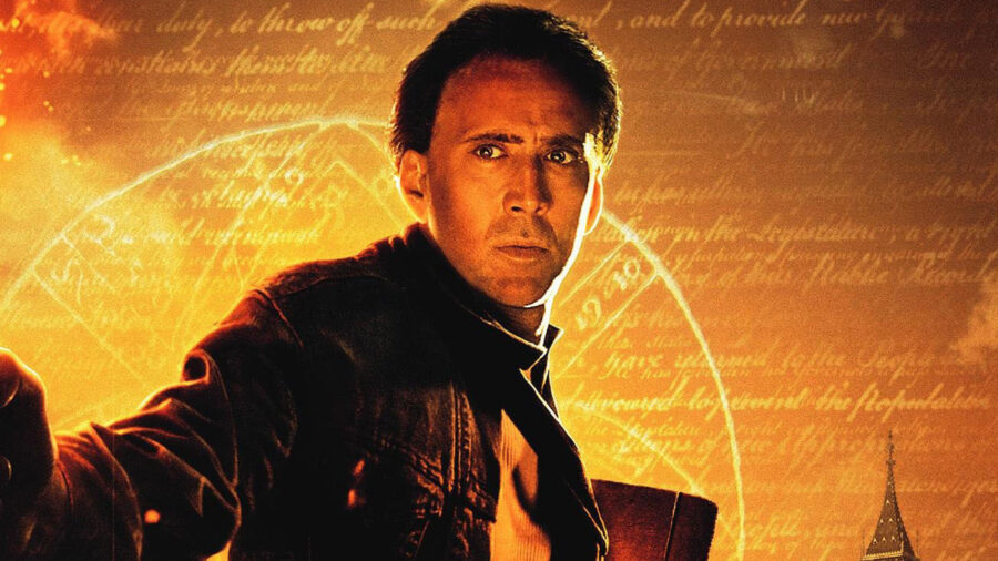 nicolas cage national treasure