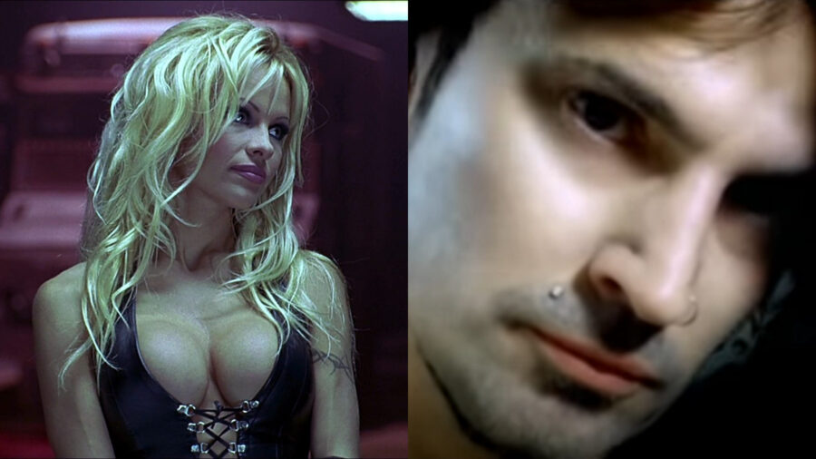 pam anderson tommy lee