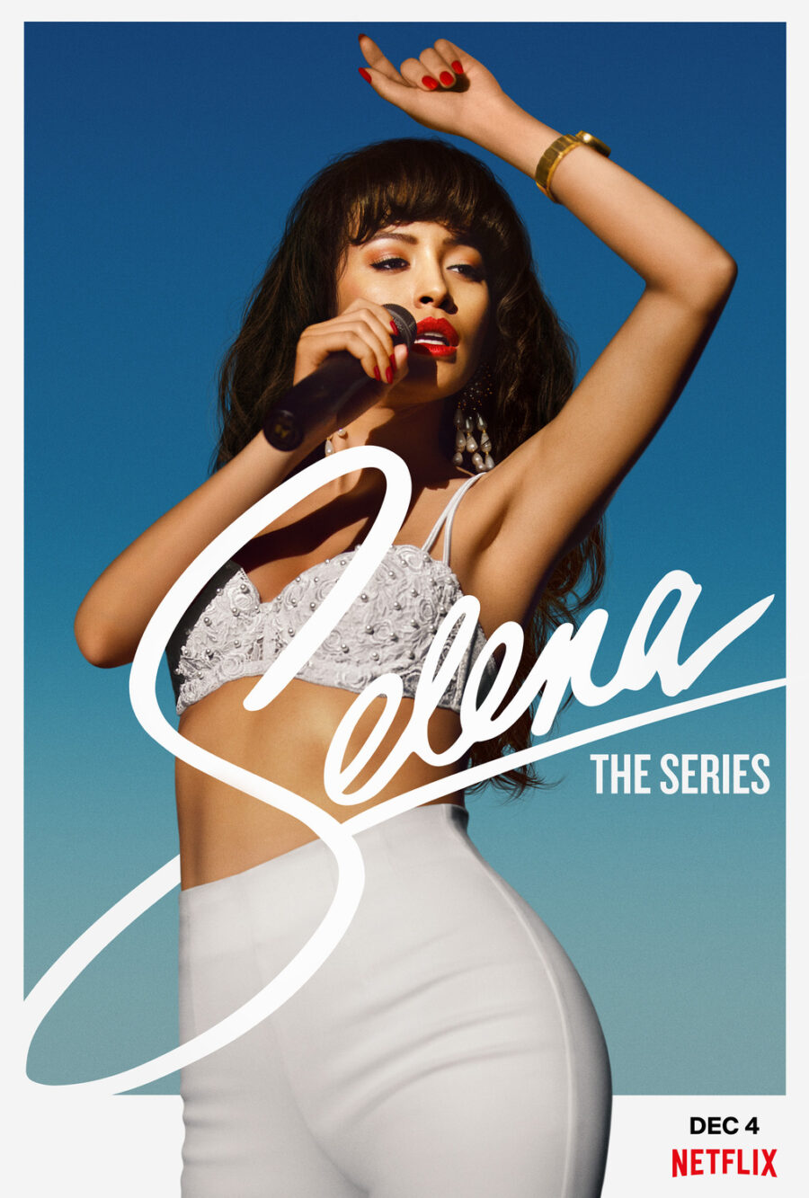 Christian Serratos as Selena