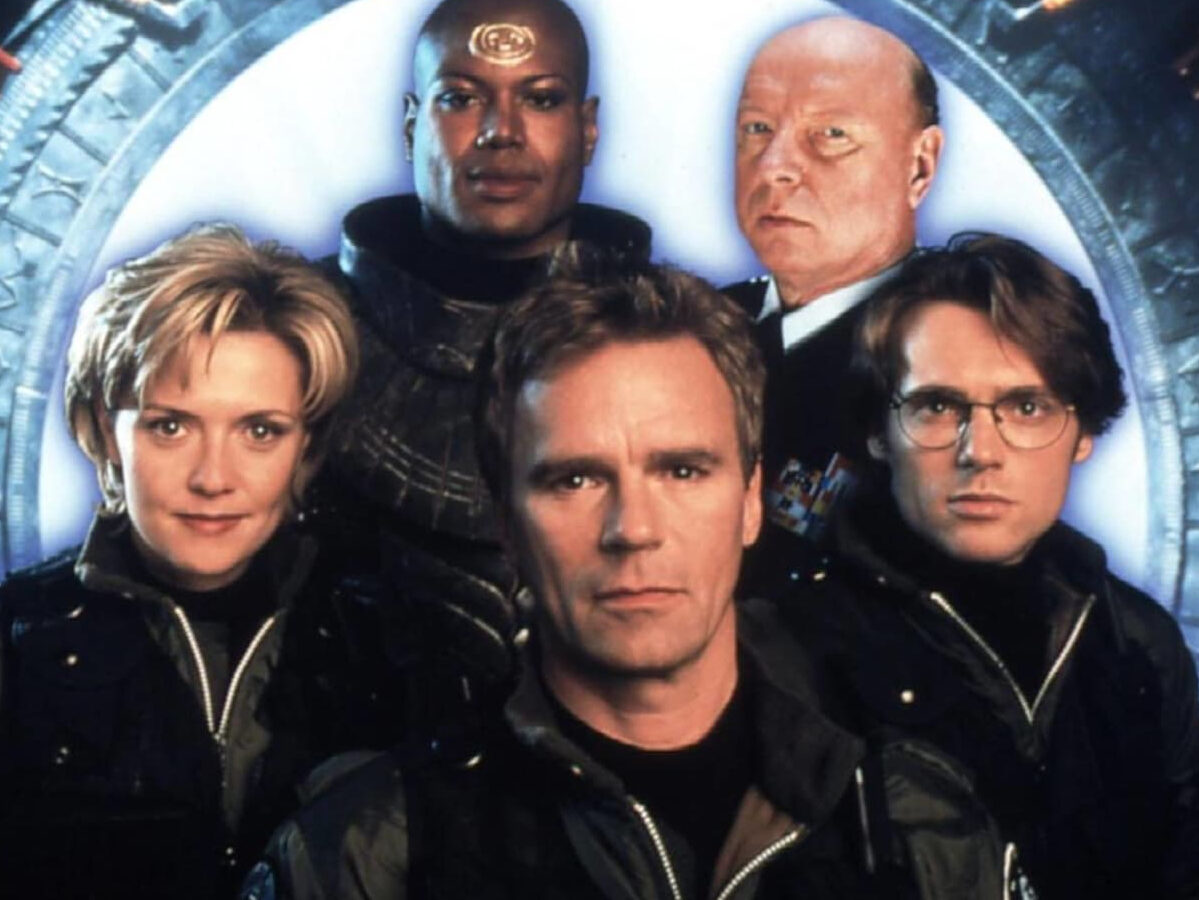 Stargate SG-1 Is Finally Easy To Watch On Streaming