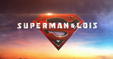 superman and lois logo