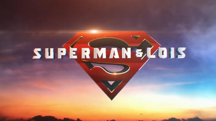 superman and lois logo