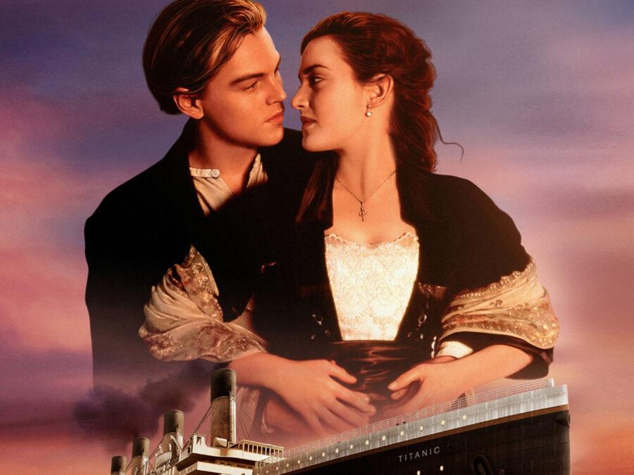 titanic james cameron movies