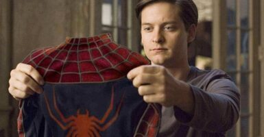 tobey maguire spider-man