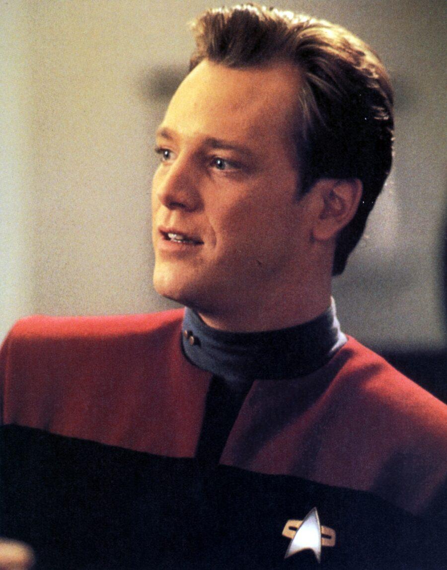 Tom Paris on Voyager
