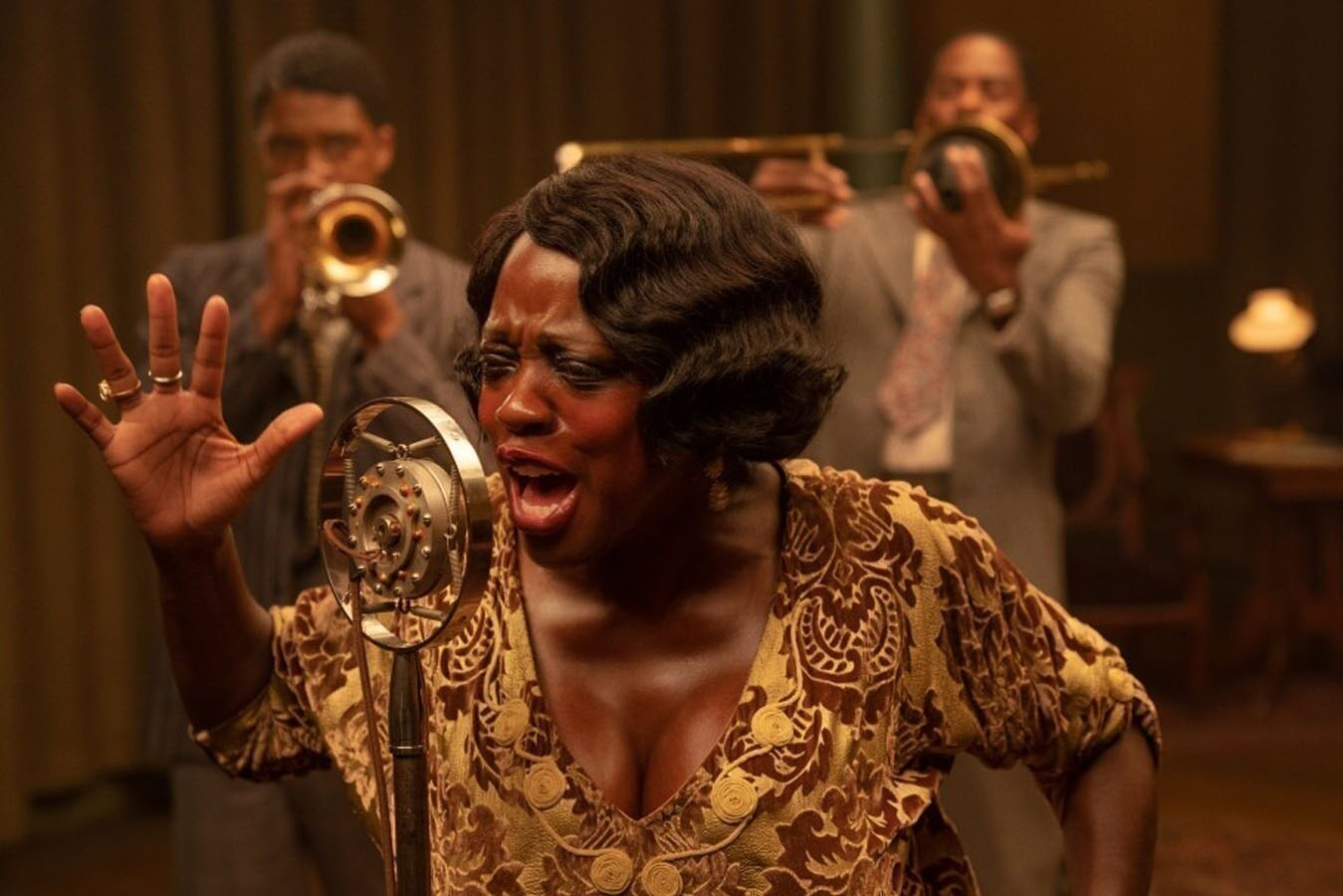 Viola Davis Ma Rainey's Black Bottom