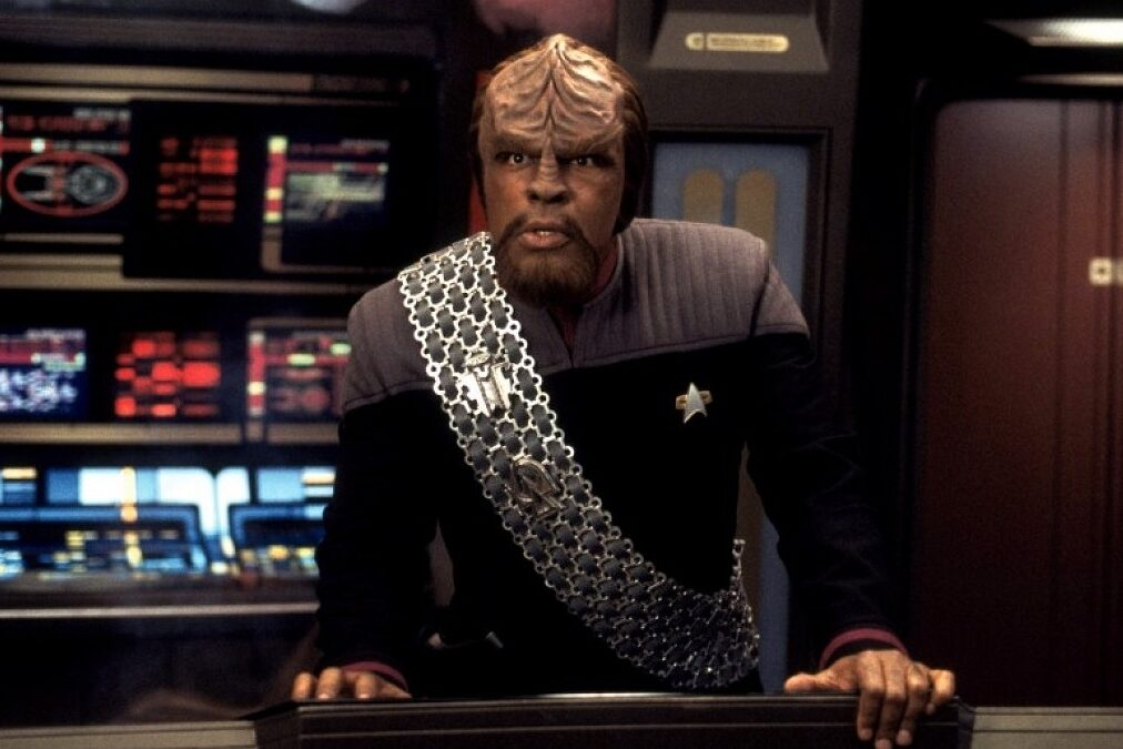 Michael Dorn Says The Script For A Worf TV Show Is Written
