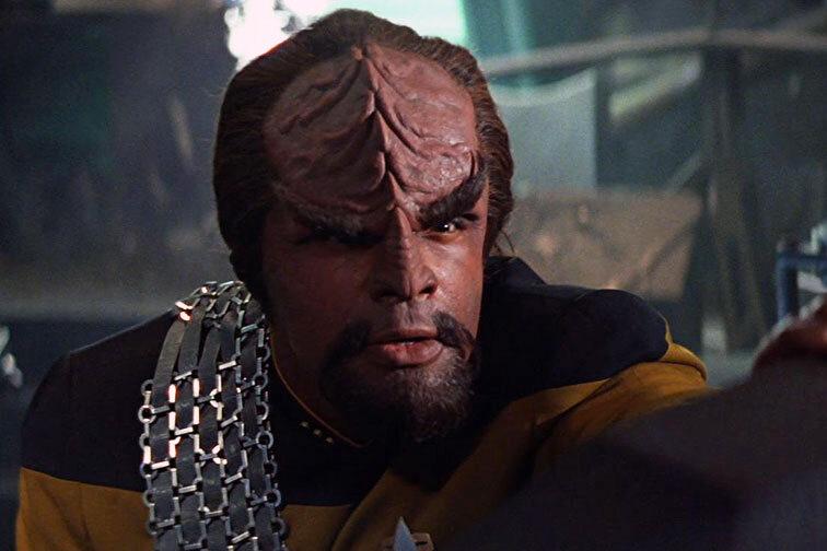 Worf Replacing Data In Star Trek: Picard?