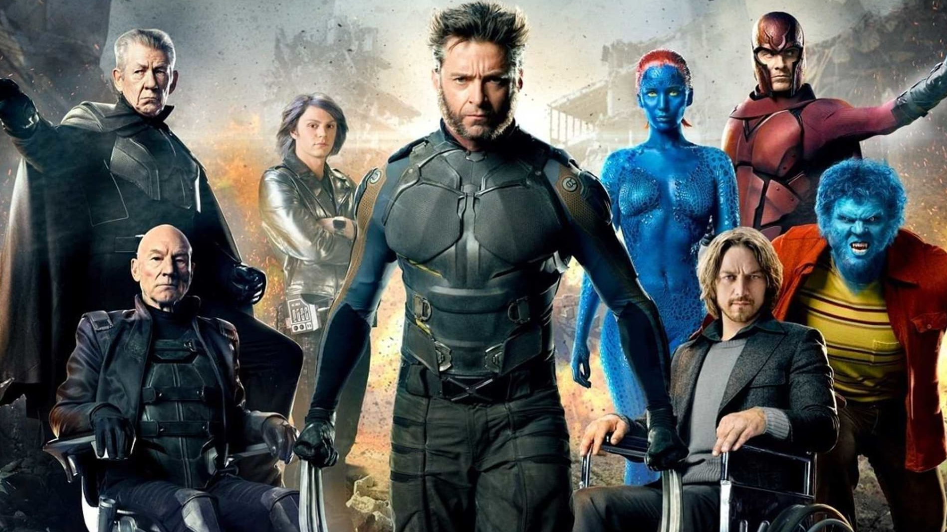 The Original X-Men Cast Is Returning For A Marvel Movie Project