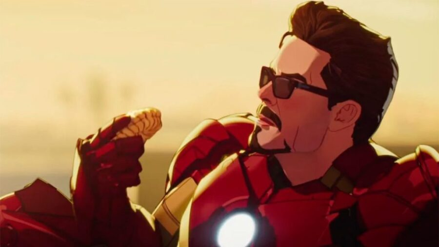 Marvel What If...? Iron Man