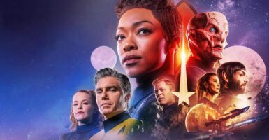 Star Trek Discovery CBS All Access