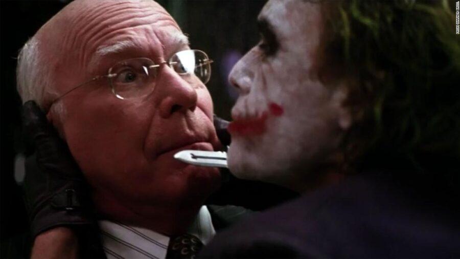 Leahy The Dark Knight