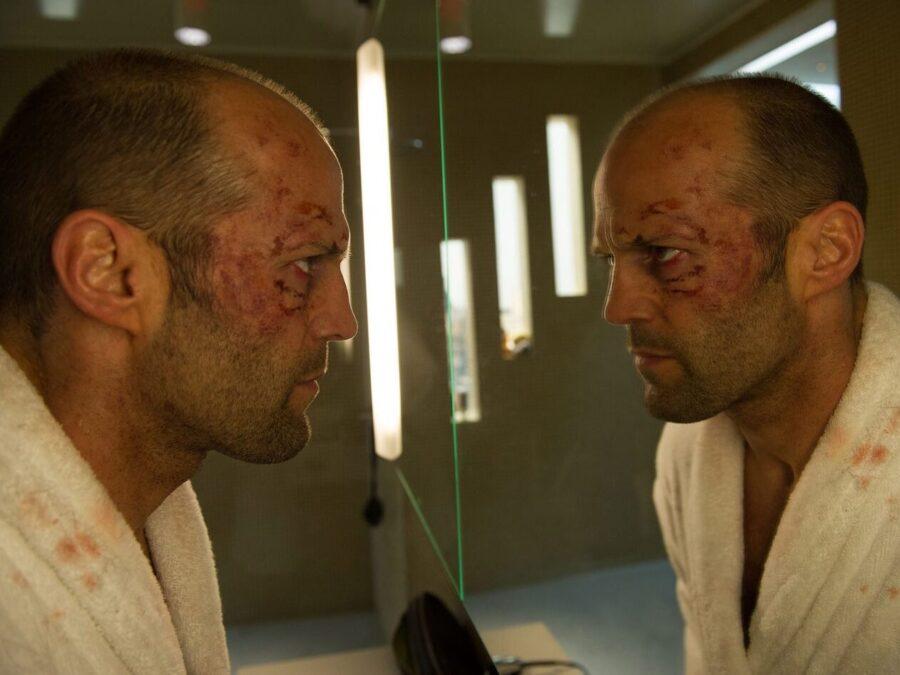 Jason Statham Redemption