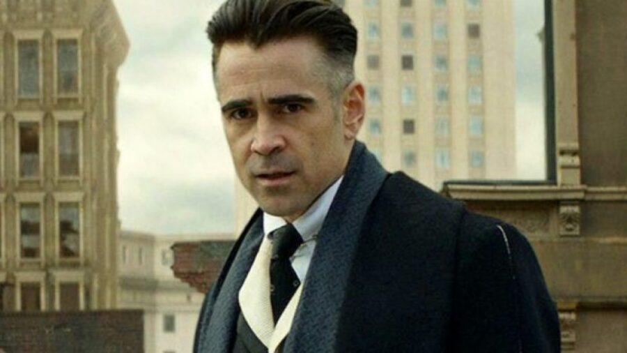 Colin Farrell Fantastic Beasts