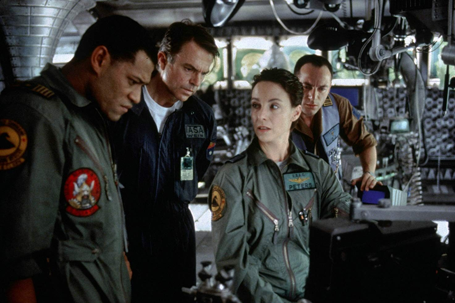 Event Horizon Jason Isaacs