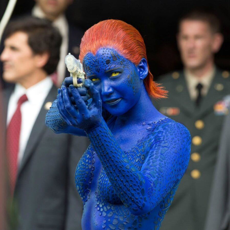 Jennifer Lawrence To Return As Mystique In A Marvel Movie