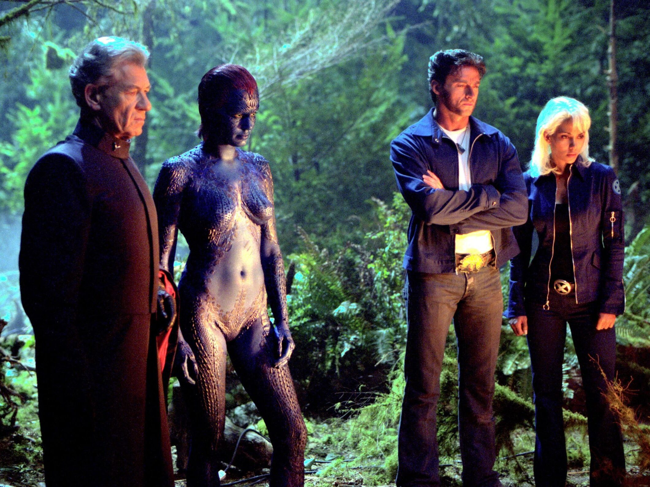 Rebecca Romijn X-Men
