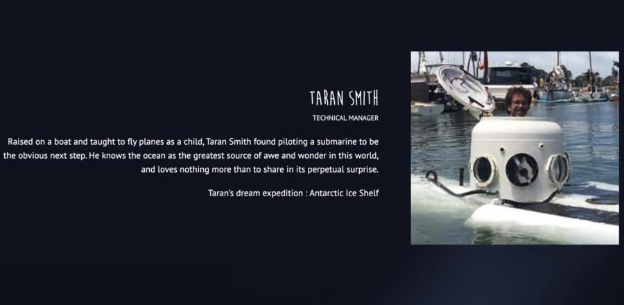 Taran Noah Smith