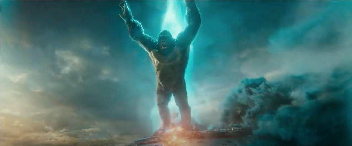 Godzilla Vs. Kong: Watch The First Full Trailer