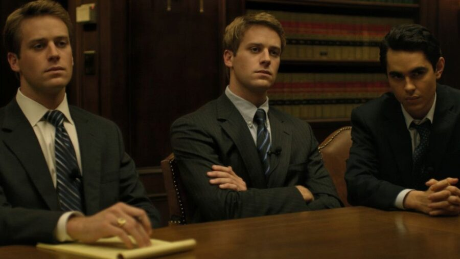 The Social Network Armie Hammer