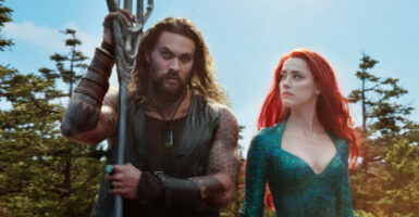 aquaman 2 jason momoa amber heard