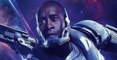 Don Cheadle Marvel Armor Wars War Machine