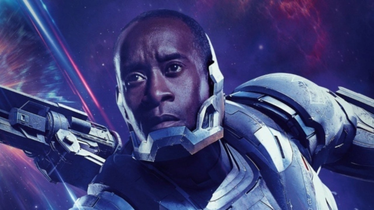 Exclusive: Don Cheadle Will Return As War Machine In Falcon And The Winter Soldier