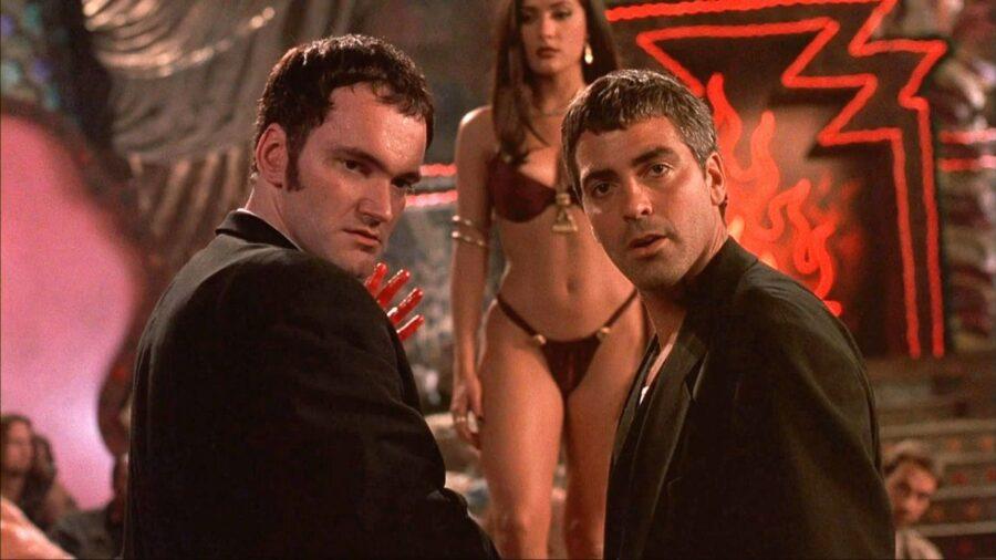 From Dusk Till Dawn Robert Rodriguez George Clooney Quentin Tarantino