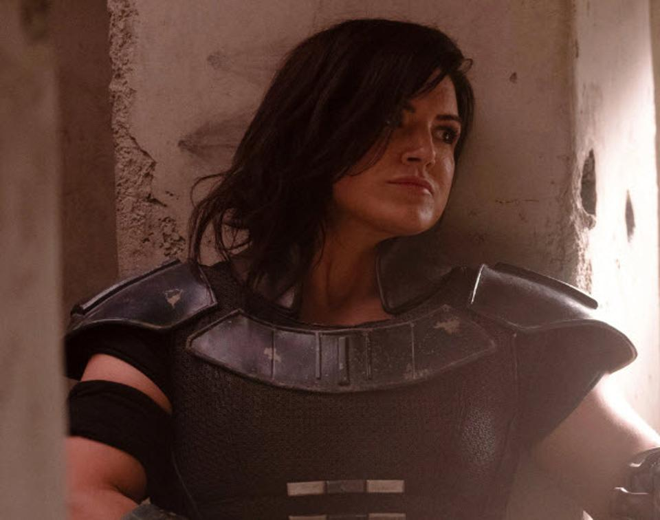 Another Mandalorian Star Voices Gina Carano Support