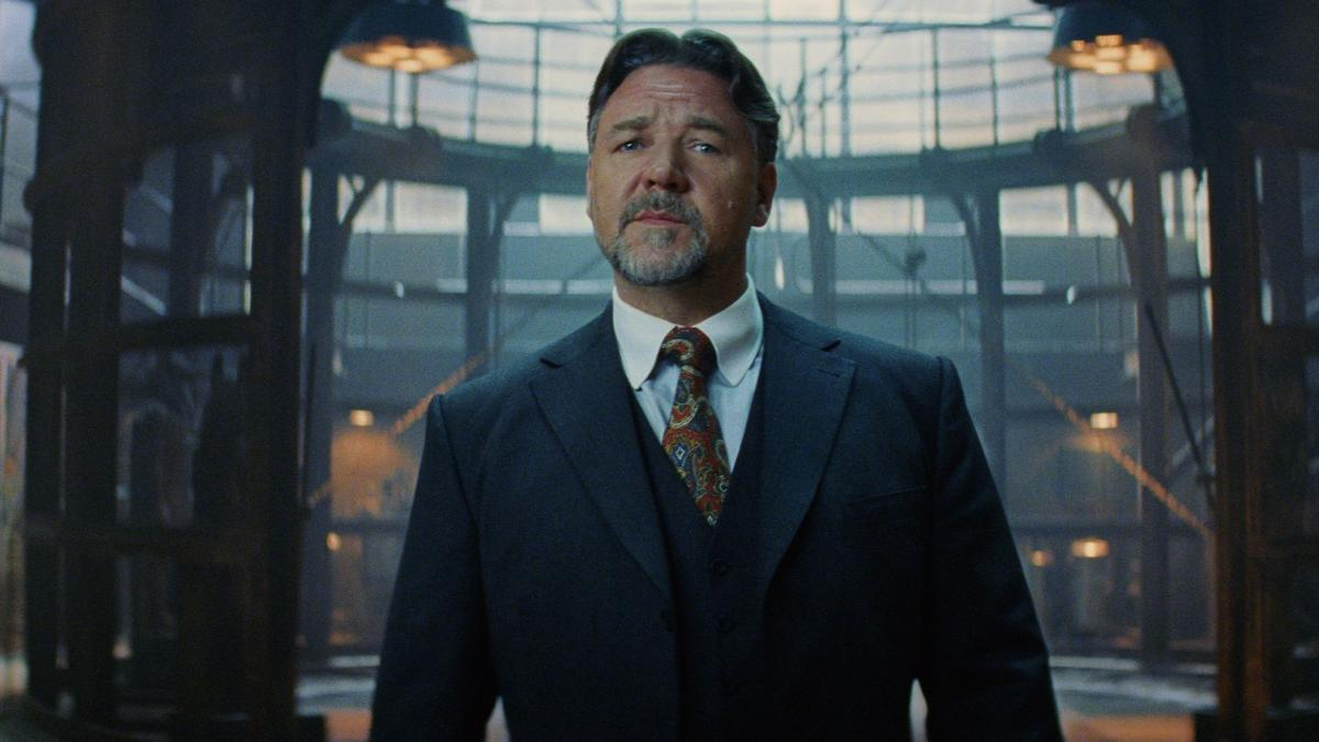 Russell Crowe Has The Most Popular Movie Across All Streaming Platforms