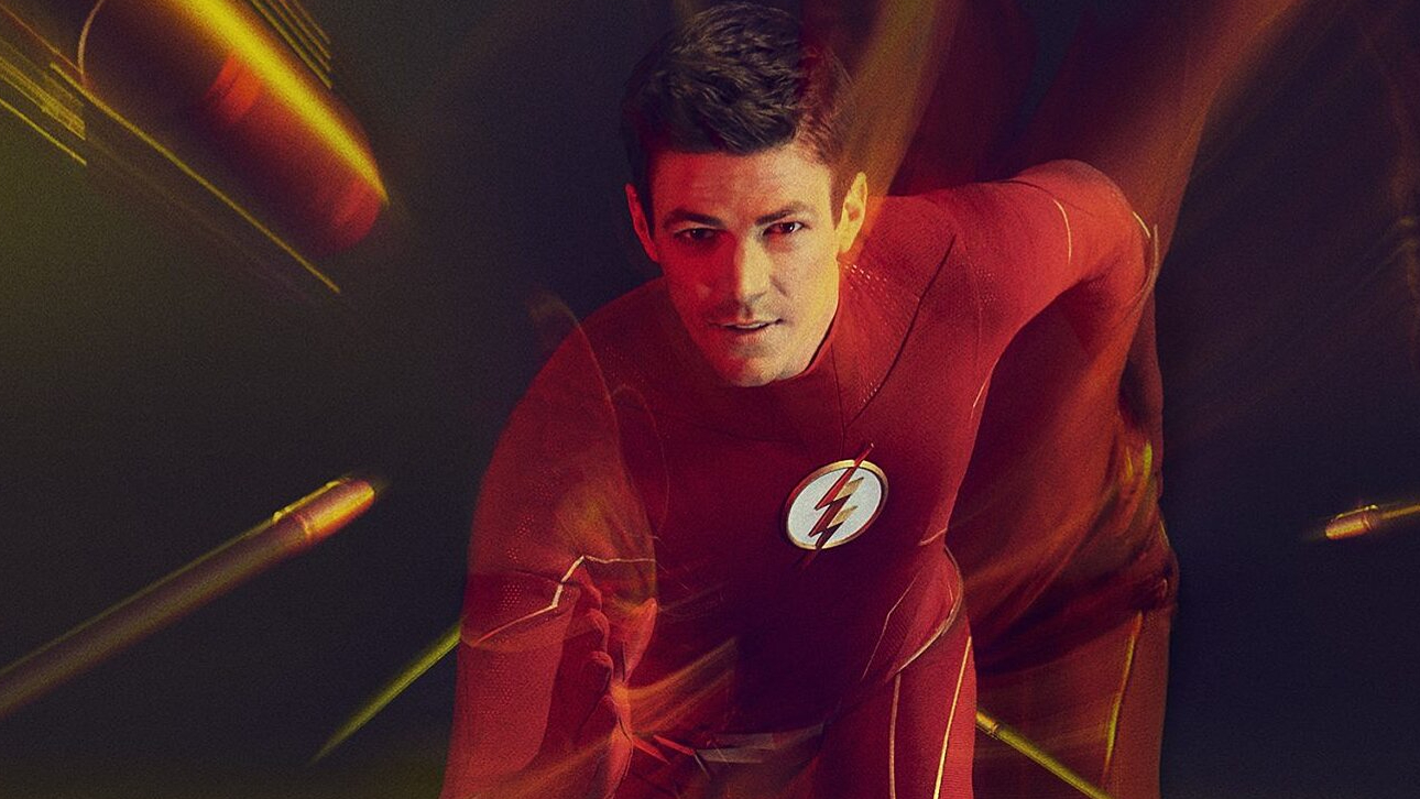 Grant Gustin May Be In The Flash Movie