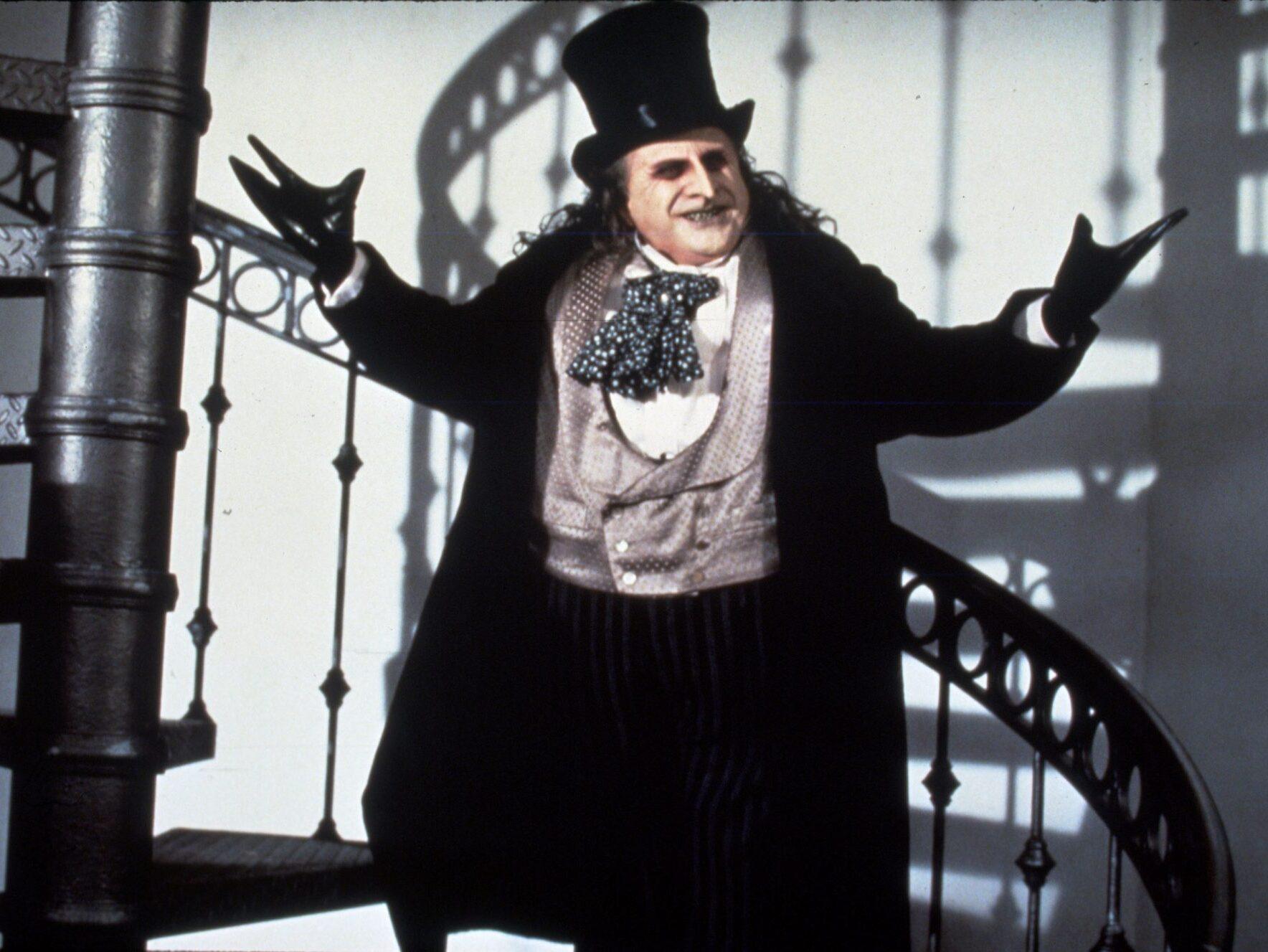 The Penguin Batman Returns Danny DeVito