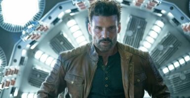 Frank Grillo Boss Level