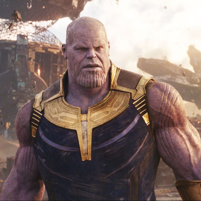 Josh Brolin Will Return As Thanos